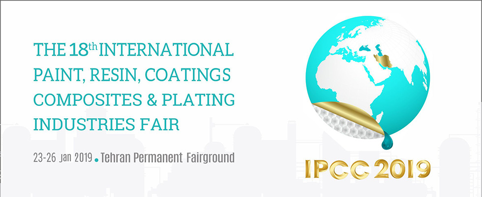 "The International Paint, Resin, Coatings, Composites and Plating Industries fair ""IPCC"""
