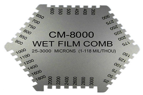 Wet Film Guage